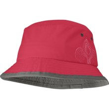 Outdoor Research Solaris 13 Bucket Hat - UPF 50+, Crushable (For Women) in Trillium/Dark Grey - Closeouts