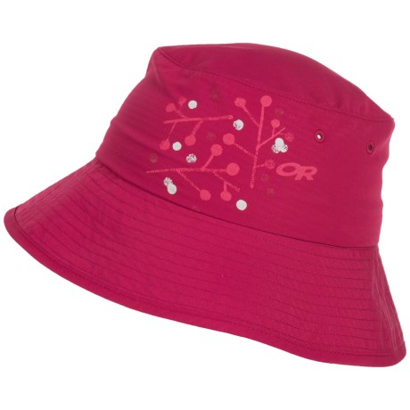 4a28f5ecc9cc5 Outdoor Research Solaris Bucket Hat (For Women) - Save 41%