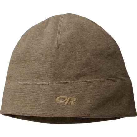 Outdoor Research Soleil Fleece Beanie - Fleece Ear Band (For Men and Women) in Earth - Closeouts