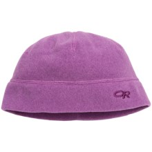 Outdoor Research Soleil Fleece Beanie Hat (For Little and Big Kids) in Crocus - Closeouts