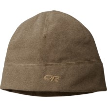 Outdoor Research Soleil Fleece Beanie Hat (For Men and Women) in Earth - Closeouts