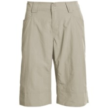 Outdoor Research Solitaire Shorts - UPF 50, Supplex® Nylon (For Women) in Cairn - Closeouts