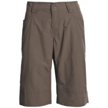 Outdoor Research Solitaire Shorts - UPF 50, Supplex® Nylon (For Women) in Mushroom - Closeouts