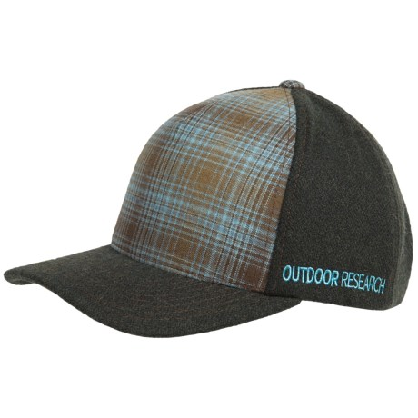 Outdoor Research Solo Cap - Wool Blend (For Men) in Coyote