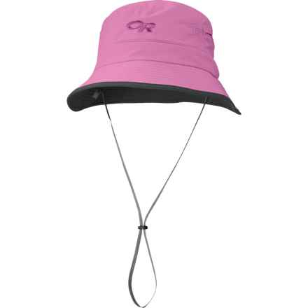 Outdoor Research Sombriolet Sun Bucket Hat - UPF 50+ (For Men and Women) in Crocus - Closeouts