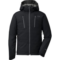 Outdoor Research Speedstar Jacket - Polartec® Power Shield® (For Men) in Black