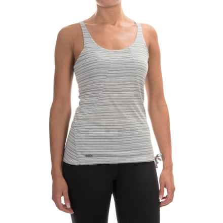 Outdoor Research Spellbound Tank Top - Built-In Bra, Dri-Release®, FreshGuard® (For Women) in Charcoal - Closeouts