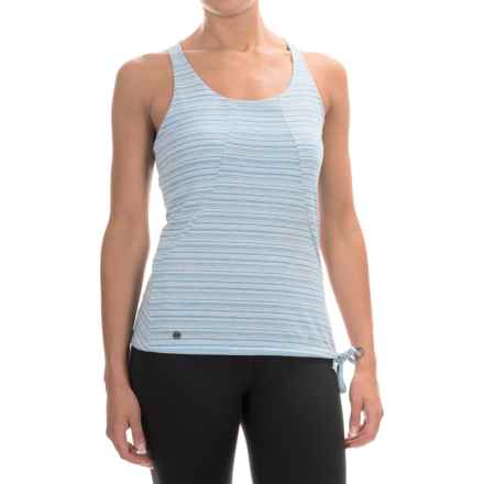 Outdoor Research Spellbound Tank Top - Built-In Bra, Dri-Release®, FreshGuard® (For Women) in Cornflower - Closeouts