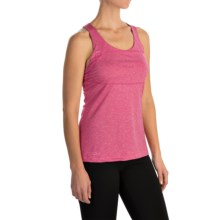 Outdoor Research Sphinx Tank Top - Built-In Shelf Bra (For Women) in Desert Sunrise/Paradise - Closeouts