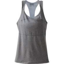 Outdoor Research Sphinx Tank Top - Built-In Shelf Bra (For Women) in Pewter/Charcoal - Closeouts