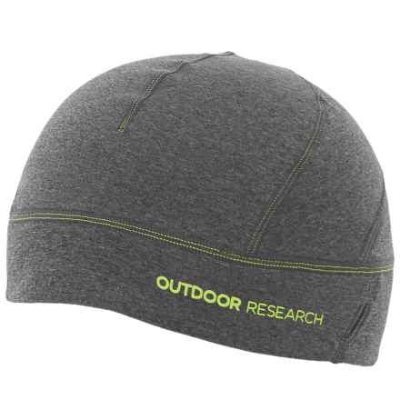 Outdoor Research Starfire Beanie (For Men) in Charcoal - Closeouts