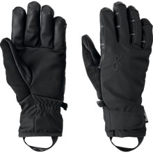 Outdoor Research Stormsensor Gloves (For Men) in Black - Closeouts