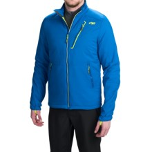 Outdoor Research Superlayer PrimaLoft® Silver Jacket - Insulated (For Men) in Glacier - Closeouts