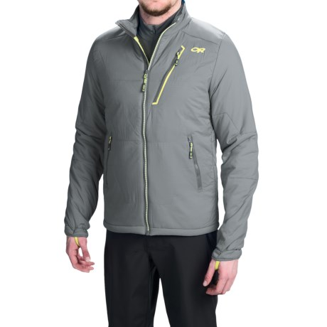 Outdoor Research Superlayer PrimaLoft® Silver Jacket - Insulated (For Men)