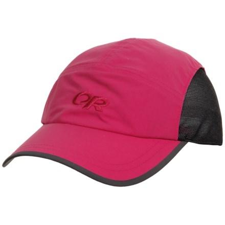 ed4969aac30 Outdoor Research Swift Baseball Cap - CoolMax® (For Men and Women) in Desert