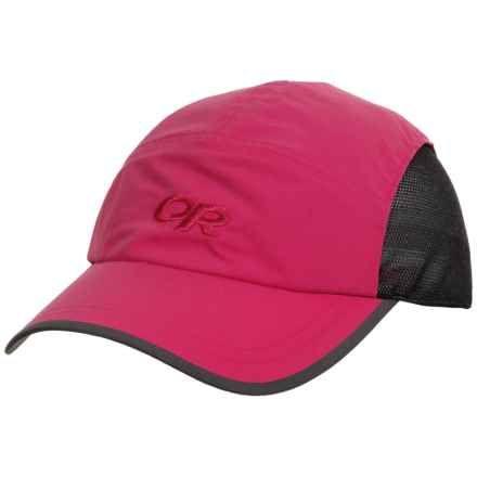 ac6b99c92df Outdoor Research Swift Baseball Cap - CoolMax® (For Men and Women) in Desert