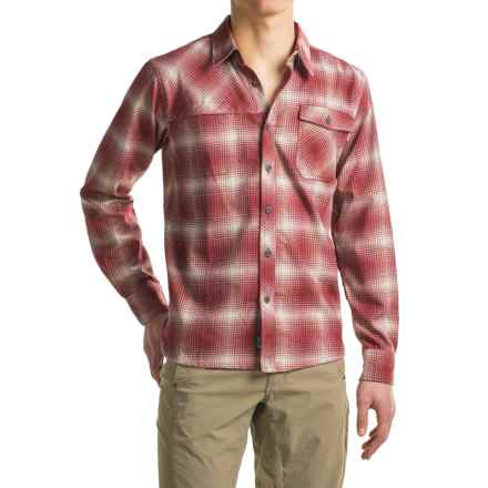 Outdoor Research Tangent Shirt - Long Sleeve (For Men) in Agate - Closeouts