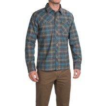 Outdoor Research Tangent Shirt - Long Sleeve (For Men) in Black - Closeouts