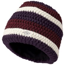 Outdoor Research Tempest Face Mask Beanie Hat (For Men and Women) in Plum/Berry - Closeouts