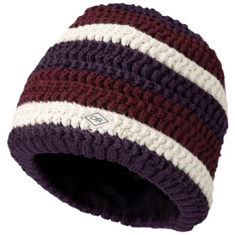 Outdoor Research Tempest Face Mask Beanie Hat (For Men and Women) in Plum/Berry