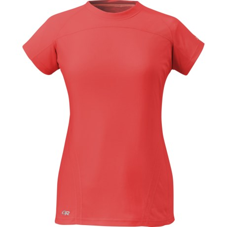 Outdoor Research Torque T-Shirt - Short Sleeve (For Women) in Gem