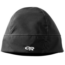 Outdoor Research Trailbreaker Beanie (For Men) in Black - Closeouts
