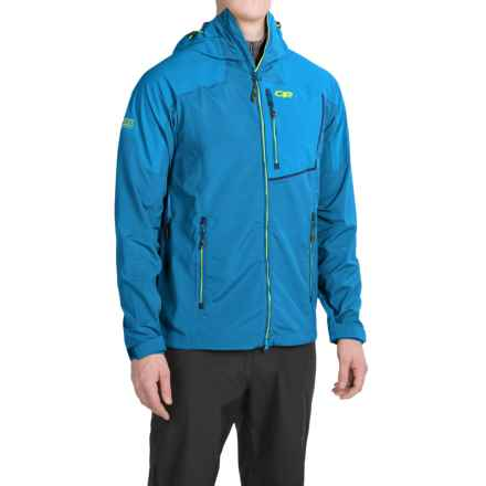 Outdoor Research Trailbreaker Jacket (For Men) in Hydro - Closeouts