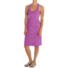 Outdoor Research Trance Dress - Racerback, Sleeveless (For Women) in Crocus - Closeouts