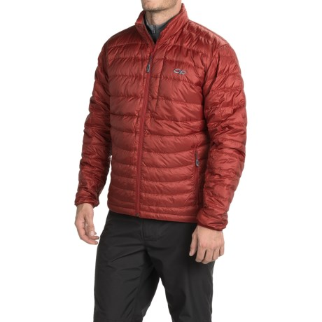 Outdoor Research Transcendent Down Jacket 650+ Fill Power (For Men)