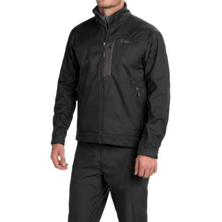 Outdoor Research Transfer Jacket (For Men) in Black - Closeouts