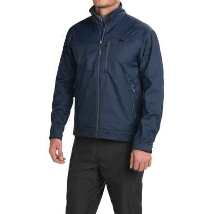 Outdoor Research Transfer Jacket (For Men) in Night - Closeouts