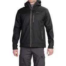 Outdoor Research Transfer Jacket - Soft Shell (For Men) in Black - Closeouts