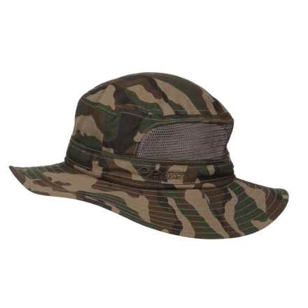 Outdoor Research Transit Sun Hat - UPF 50+ (For Men and Women) in Camo - Closeouts