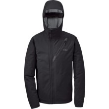 Outdoor Research Transonic Gore-Tex® Jacket - Waterproof (For Men) in Black - Closeouts