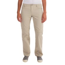 Outdoor Research Treadway Convertible Pants - UPF 50+, Zip-Off Legs (For Women) in Cairn - Closeouts