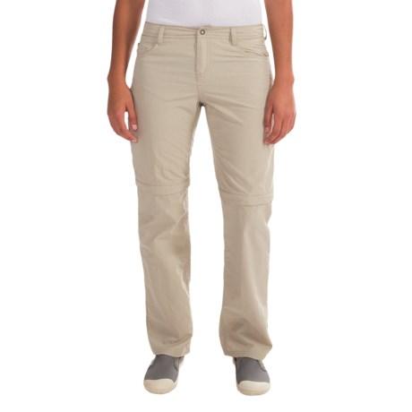 Outdoor Research Treadway Convertible Pants UPF 50+, Zip Off Legs (For Women)