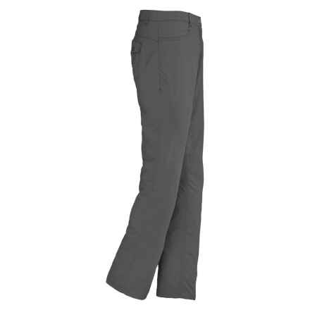 Outdoor Research Treadway Pants - UPF 50+ (For Women) in Charcoal - Closeouts