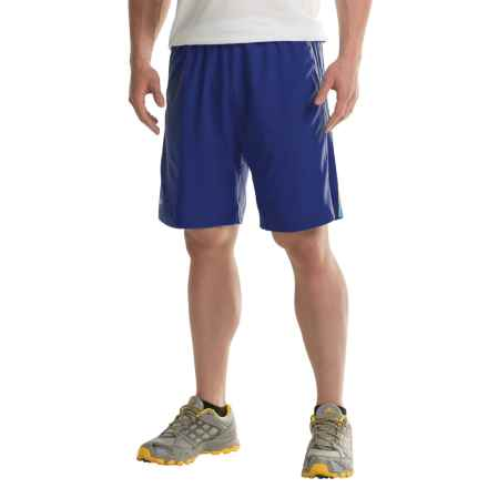 Outdoor Research Turbine Shorts - UPF 50+, Built-In Liner (For Men) in Baltic/Glacier - Closeouts