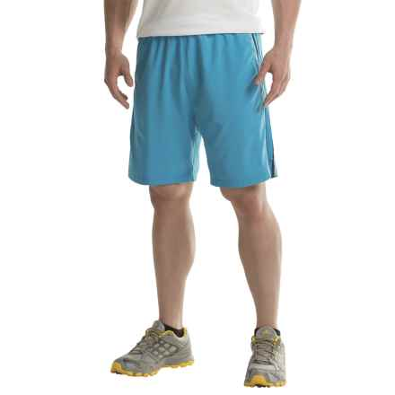 Outdoor Research Turbine Shorts - UPF 50+, Built-In Liner (For Men) in Hydro/Night - Closeouts