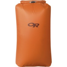 Outdoor Research Ultralight Dry Pack Liner - 45L in Alpenglow - Closeouts
