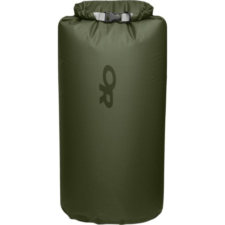 Outdoor Research Ultralight Dry Sack - 25L in 6F0 Lichen