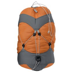 Outdoor Research Ultralight Z-Compression Sack - 8L in Alpenglow