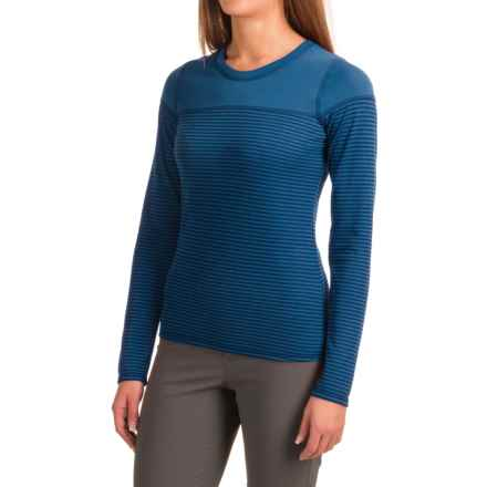 Outdoor Research Umbra TENCEL® Shirt - UPF 15+, Long Sleeve  (For Women) in Cornflower - Closeouts