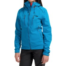 Outdoor Research Valhalla Windstopper® Jacket (For Women) in Hydro - Closeouts