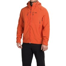Outdoor Research Valhalla Windstopper® Ski Jacket (For Men) in Diablo - Closeouts