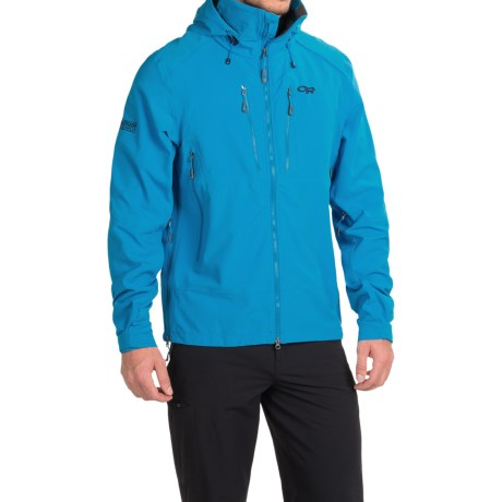Outdoor Research Valhalla Windstopper(R) Ski Jacket (For Men)