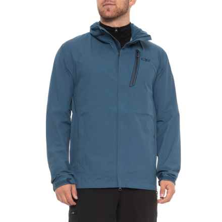 Outdoor Research Valley Jacket - Waterproof (For Men) in Dusk - Closeouts