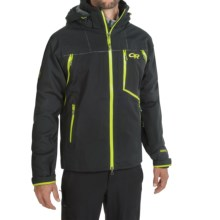 Outdoor Research Vanguard Gore-Tex® Jacket - Waterproof (For Men) in Black - Closeouts