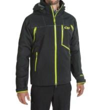 Outdoor Research Vanguard Gore-Tex® Jacket - Waterproof (For Men) in Black - Closeouts