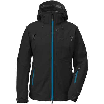 Outdoor Research Vanguard Gore-Tex® Jacket - Waterproof (For Women) in Black - Closeouts